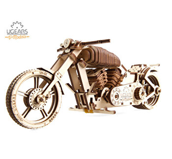 Puzzle Mecanic 3D - Motocicleta VM-02