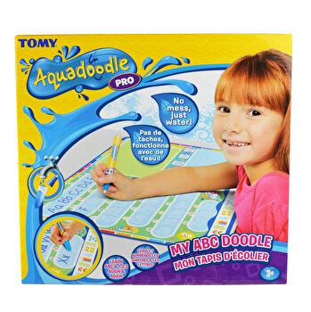 Covoras cu litere pentru desenat cu apa Aquadoodle