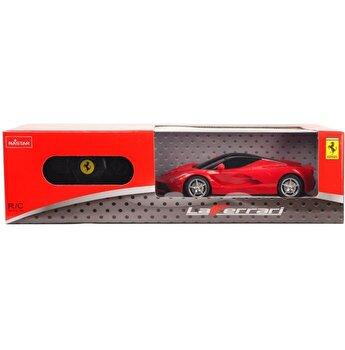 Masina cu telecomanda LaFerrari rosu cu scara 1:24