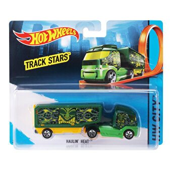 Camion Highway Heat, Hot Wheels