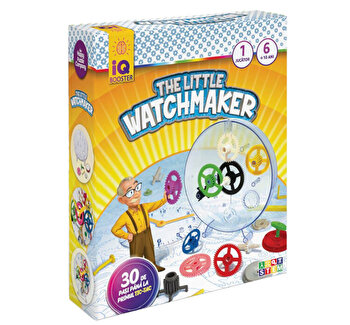 Joc IQ Booster - The Little Watchmaker Ro