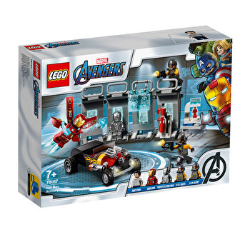 LEGO Super Heroes - Arsenalul lui Iron Man 76167