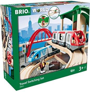 Set trenuri de calatori Brio