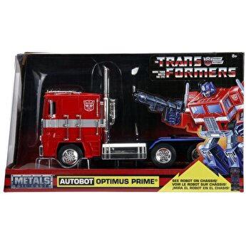 Transformers - Camion G1 Optimus Prime, scara 1:24