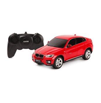 Masina cu telecomanda BMW X6, rosu, scara 1 la 24