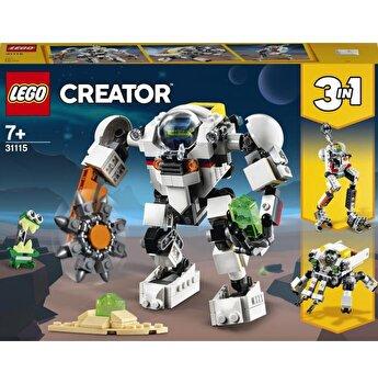 LEGO Creator 3 in 1 - Robot spatial 31115