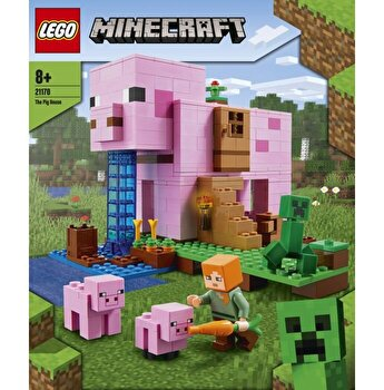 LEGO Minecraft - Casa purcelusilor 21170