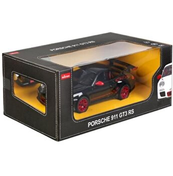 Masina cu telecomanda Porsche GT3, negru, scara 1 la 14