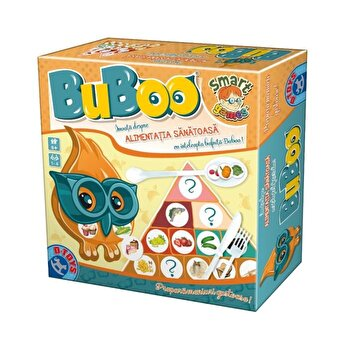 Bufnita Buboo - Joc educativ Alimentatie sanatoasa