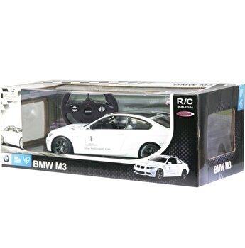 Masina cu telecomanda B<W M3 alb scara 1:14