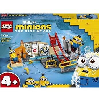 LEGO Minions - Minioni in laboratorul lui Gru 75546