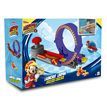 Set de joaca Mickey Mouse - Super Lansator