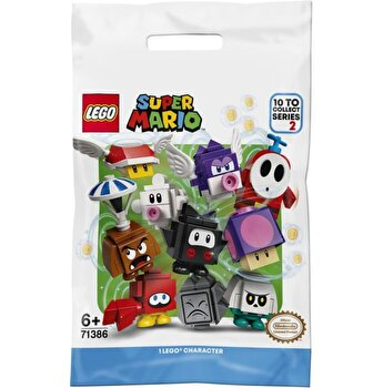 LEGO Super Mario - Pachet cu personaje - Seria 2 71386