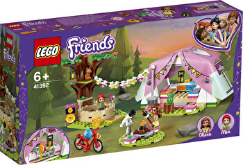 LEGO Friends, Camping luxos in natura 41392
