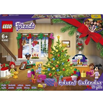 LEGO Friends - Calendar de advent 41690