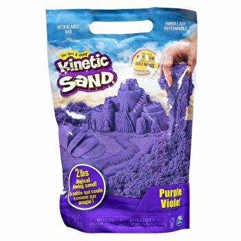 Kinetic Sand violet, 900 grame
