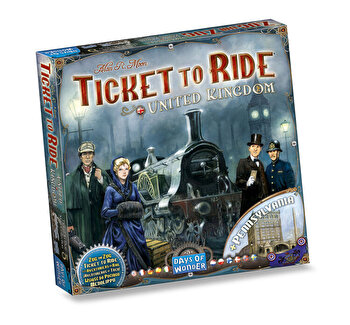 Joc Ticket to Ride United Kingdom