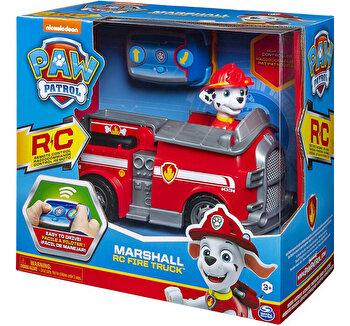 Patrula Catelusilor, Marshall si masina de pompieri radiocomandata
