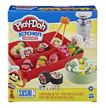 Set Play-Doh Sushi