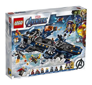 LEGO Super Heroes - Elicopter de transport al Razbunatorilor 76153