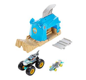 Hot Wheels - Garajul lansator