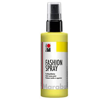 Vopsea spray pentru materiale textile, 100 ml, Galben