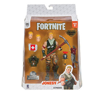 Fortnite - Pachet cu 1 figurina articulata si accesorii Legendary Series Jonsey S2