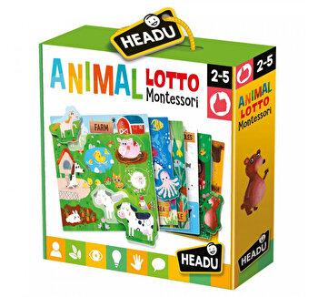 Montessori - Sa potrivim animale