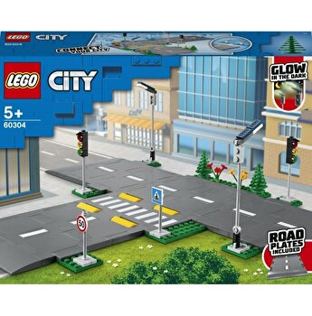 LEGO City - Placi de drum 60304