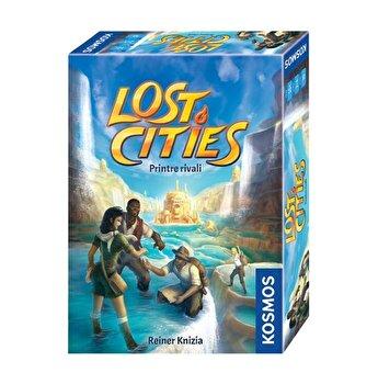 Joc Lost Cities - Printre rivali