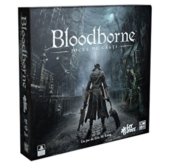 Bloodborne - Jocul de carti