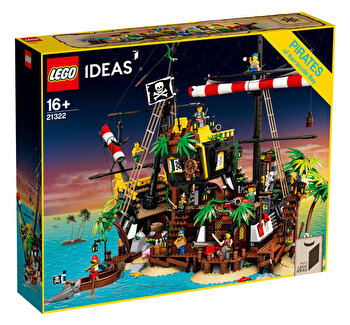 LEGO Ideas - Piratii din Golful Barracuda 21322