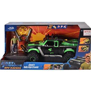 Masinuta metalica Fast and Furious - Cisco's Rally Baja Crawler, scara 1:16