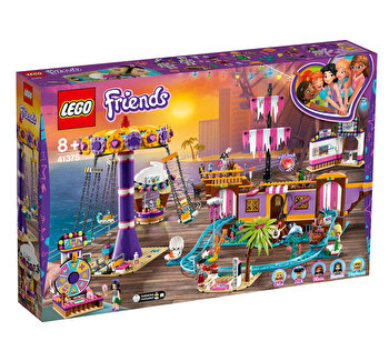 LEGO Friends, Debarcaderul cu distractii din Heartlake City! 41375