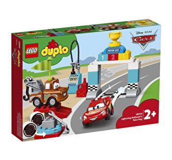 LEGO DUPLO - Ziua cursei lui Fulger McQueen 10924