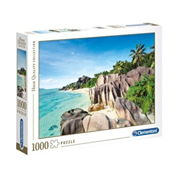 Puzzle Paradise Beach. 1000 piese