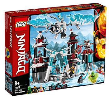 LEGO Ninjago, Castelul imparatului Parasit 70678