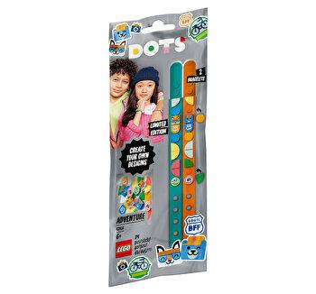 LEGO DOTS - Bratari Aventuri colorate 41918