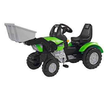 Tractor Big John XL cu pedale si incarcator