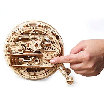 Puzzle Mecanic 3D - Model Monociclu