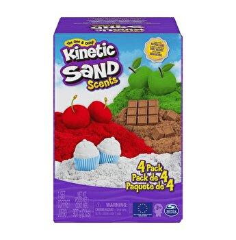 Kinetic Sand, 4 culori