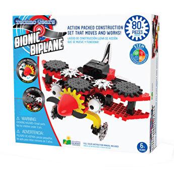 Joc de constructie - Biplan