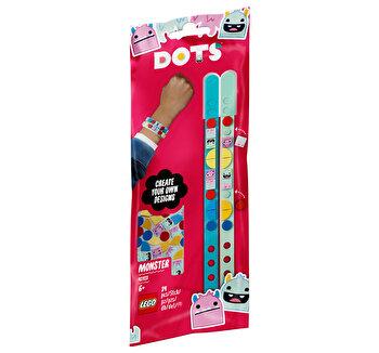 LEGO DOTS - Bratari cu Monstruleti 41923