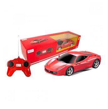 Masina cu telecomanda Ferrari 458, scara 1 la 24