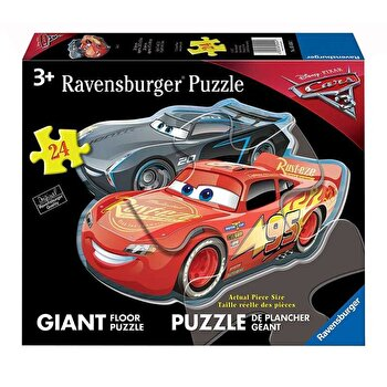 Puzzle Cars 3, 24 piese
