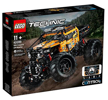 LEGO Technic, 4x4 X-treme Off-Roader 42099