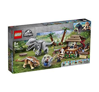 LEGO Jurassic World - Indominus Rex contra Ankylosaurus 75941