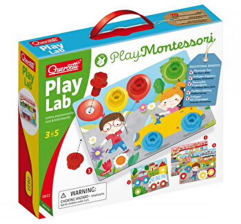 Set Quercetti - Play Lab