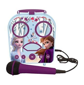 Boxa portabila Karaoke Frozen