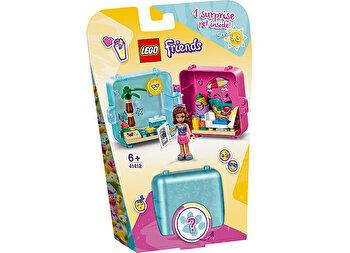 LEGO Friends - Cubul de joaca de vara al Oliviei 41412